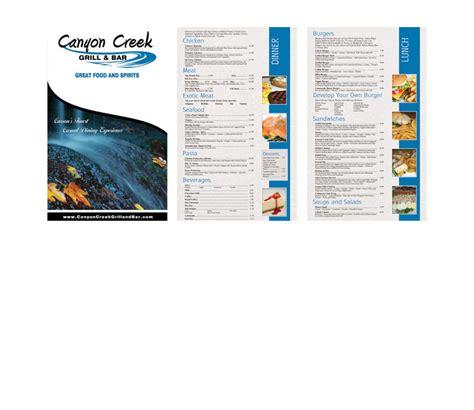 design menu in php menu design exles printing and graphic design