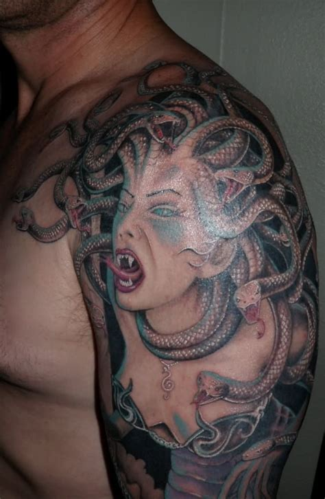 17 cool medusa tattoos art gallery