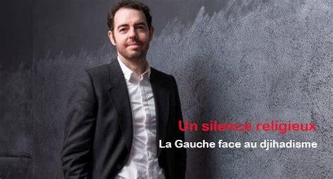 libro un silence religieux pr 233 sentation du livre de jean birnbaum quot un silence religieux la gauche face au djihadisme