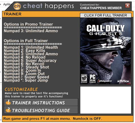 trainer resident evil 5 pc iki sang blog trainer call of duty ghost iki sang blog