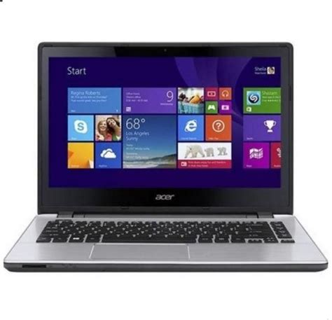Laptop Acer Aspire E14 E5 471 30q8 acer aspire e14 e5 471 38y4 laptop 14 inch i3 2gb ram 500gb hdd dos white price