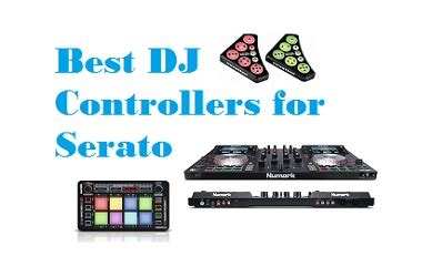 best serato controller top 10 best dj controllers for serato in 2018 techsounded