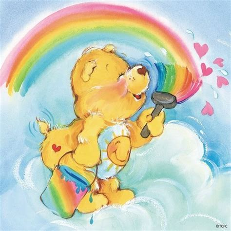 painting care bears care bears images funshine hd wallpaper and