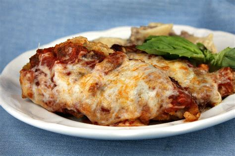 veal parm veal parmesan recipe girl