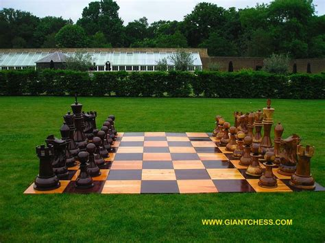 big backyard games outdoor chess big chess sets offers giant chess games