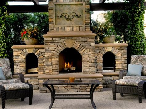 outdoor fireplace kits lowes home design ideas