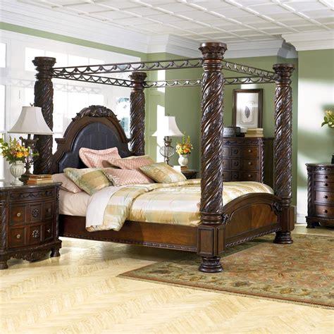 millennium north shore california king canopy bed
