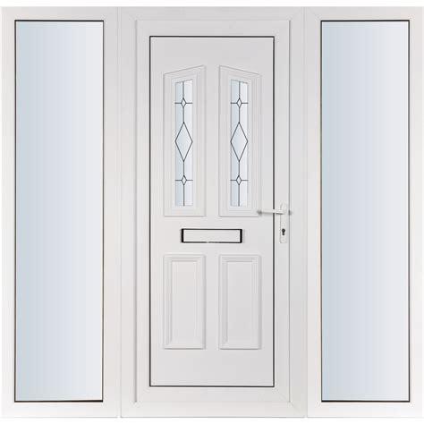 Exterior Upvc Doors Essentials Lancaster Upvc Exterior Door With Wide Side Lite Doorsworld