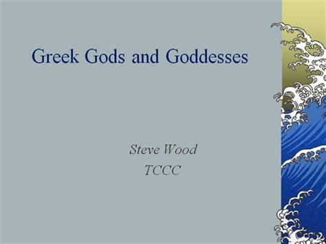 powerpoint templates greek mythology 251 greek gods and goddesses authorstream