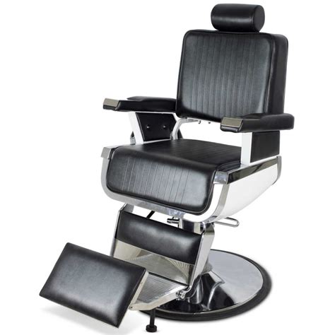 reclining barber chair quot truman quot vintage reclining hair salon barber chair