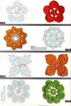 imagenes de flores tejidas a gancho pinterest the world s catalog of ideas