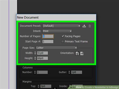 creating newsletter indesign how to create a newsletter in indesign with pictures