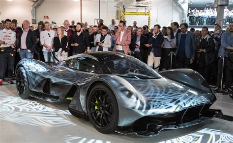 aston martin am rb 001 goes official