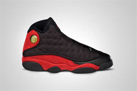 Air 13 Bred air 13 bred images officielles sneakers addict