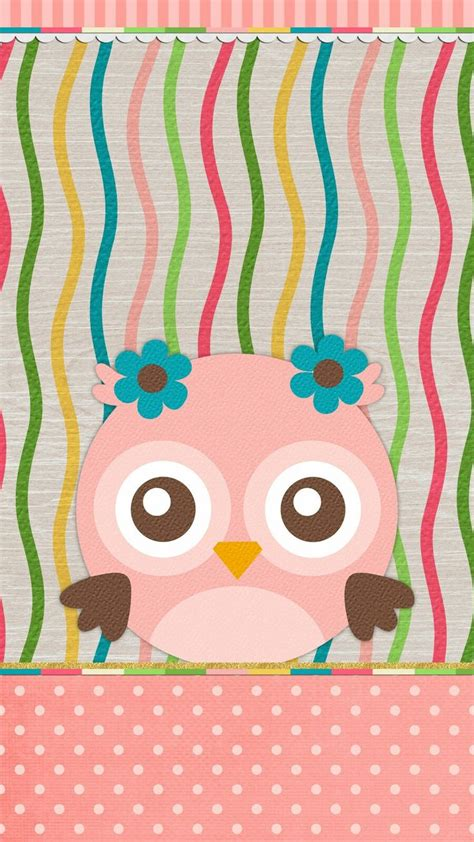 wallpaper iphone owl cute cartoon owl wallpapers 56 wallpapers hd wallpapers