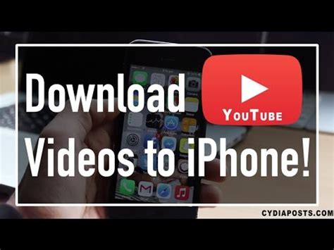 download mp3 from youtube straight to iphone how to download youtube videos directly onto iphone or