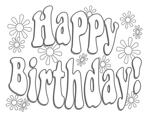 june birthday coloring pages coloring pages birthday coloring sheet birthday coloring