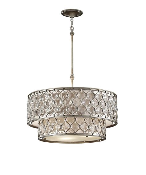 Murray Feiss Lighting Murray Feiss F2707 6 Lucia 25 Inch Large Pendant Capitol