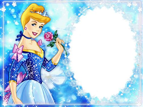 disney princess picture frame disney princess cinderella photo frame page disney coloring