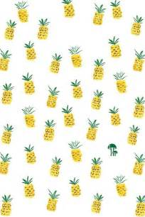 cute pineapple background backgrounds pinterest free