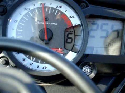 Suzuki Motorrad Youtube by Suzuki Gsx R 750 Motorrad Beschleunigung Acceleration
