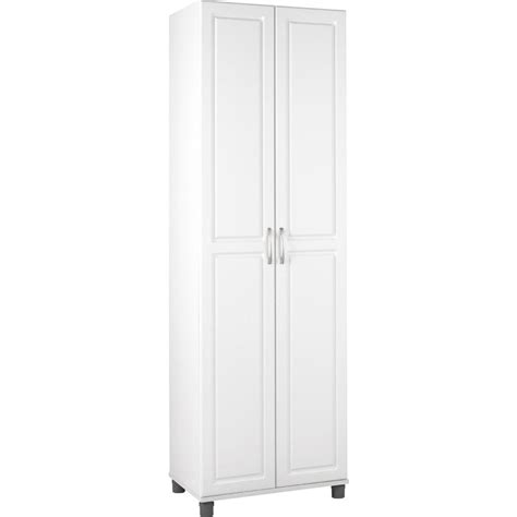 systembuild kendall 24 in storage cabinet particle board