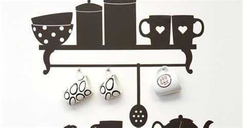 interior wall stickers graceful wall sticker for kitchen design home interior