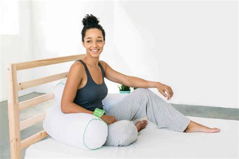 bed and body sleep yoga better posture better sleep pillow