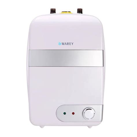 Small Water Heaters Electric Home Depot Marey 2 5 Gal Electric Mini Tank Water Heater Tank10l