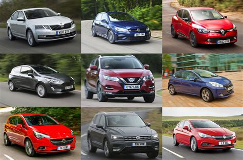 best european cars the best selling cars in europe in 2017 autocar