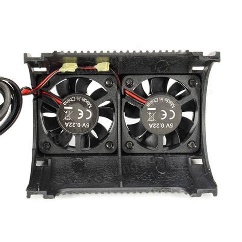 brushless radiator fan skyrc twin brushless motor radiator fan with