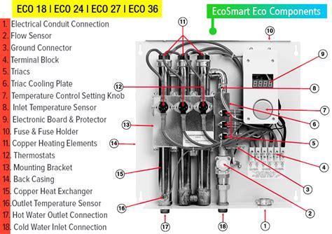 tankless water heater wiring diagram tankless water heater