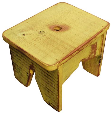 schoolhouse bench small yellow schoolhouse bench rustic accent and garden stools by empty spaces