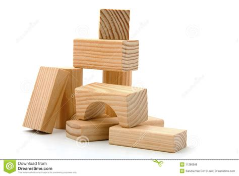 Blockers For Free Wooden Building Blocks Stock Photo Image Of Child Development 11286998