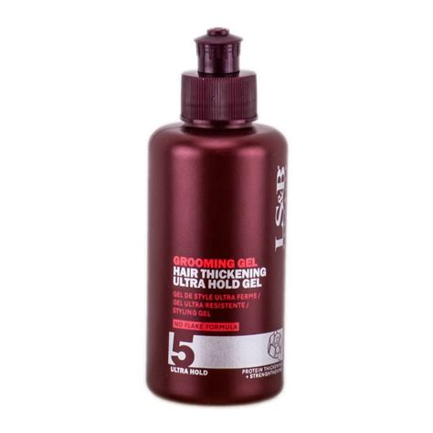Gel Ls by Ls B Hair Thickening Ultra Hold Gel Hair And