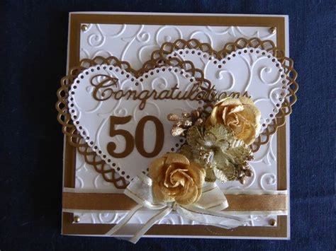 50th Wedding Anniversary Card Shower Ideas by 25 Best Ideas About 50th Anniversary Cards On