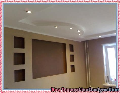 Gypsum Board Ceiling Design Ideas by Modern Living Room Decoration Ideas And Trendy Gypsum