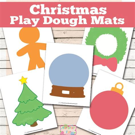 printable playdough mats christmas christmas play dough mats free printable plays read