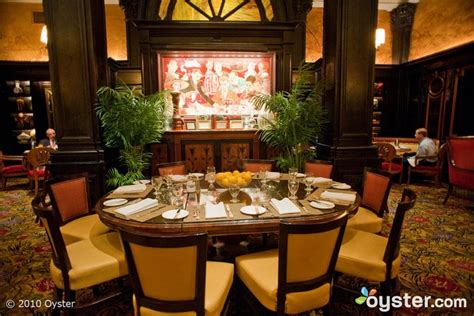 Algonquin Table by Algonquin Hotel The Table Authors And Poets