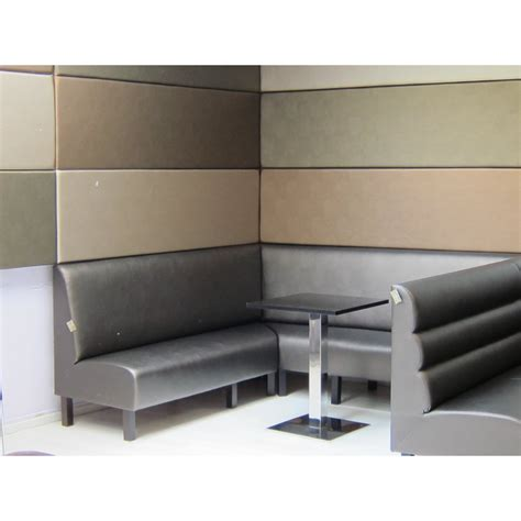 Upholstered Corner Banquette by Upholstered Banquette Seating Pictures Banquette Design