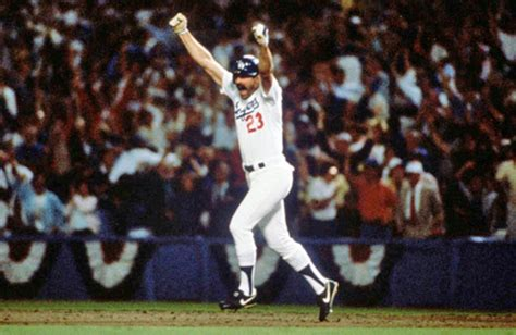 kirk gibson and the enduring image blue batting helmet