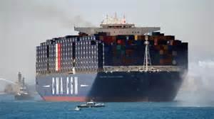 le plus gros porte conteneurs du monde est fran 231 ais le