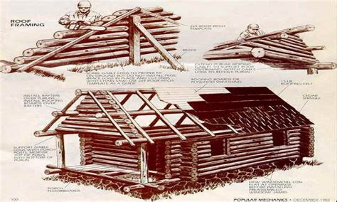 plans to build a cabin small log cabins to build build a small log cabin do it
