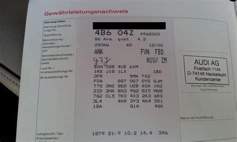 Audi A6 4f Ausstattungscodes by 20120317 171530 R 228 Tselhafter Farbcode Bitte Hilfe
