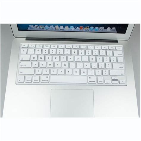 Macbook Pro Jakarta silicone keyboard cover protector skin for macbook pro 15 inch white jakartanotebook