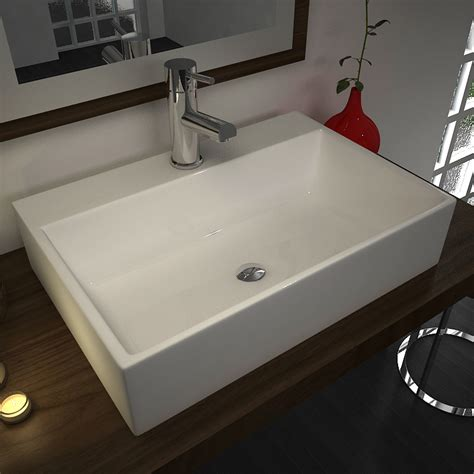 bathroom sink counters tanke porcelain wash basin buy online at bathroom city