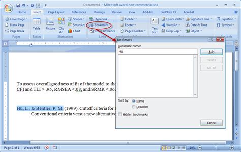 membuat hyperlink pada word membuat hyperlink word how to create the hyperlink from