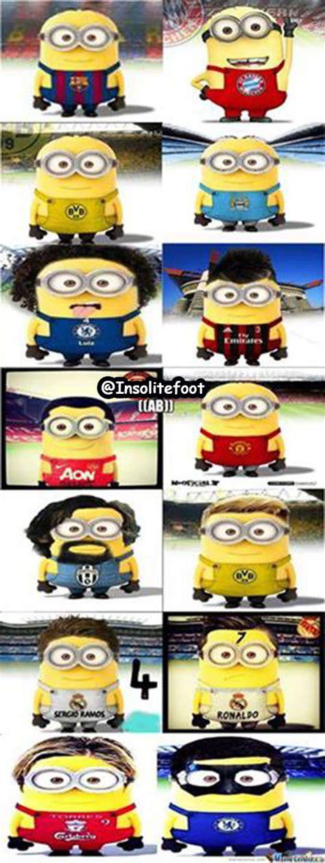 Football Minions Arsenal les minions du football