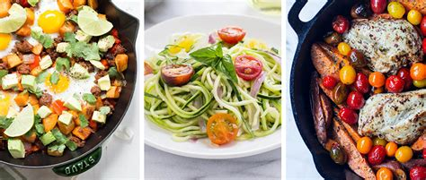 one pot meals for dinner 15 one pot meals for healthy dinners