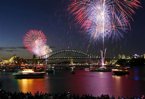 sydney new year s event amazing images hd
